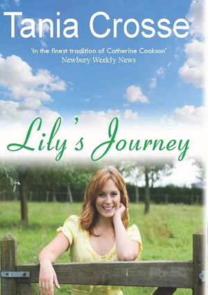 Lily's Journey Book Cover Hardback